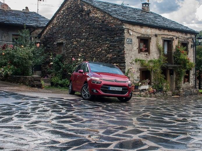 Citroën C4 Picasso BlueHDi 150 Exclusive (I): Gama, equipamiento y precios