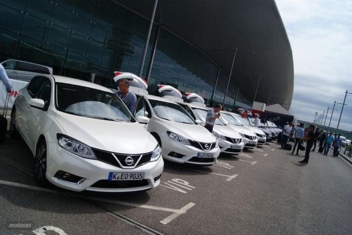 Nissan Pulsar, presentación (I): Gama, precios y equipamiento