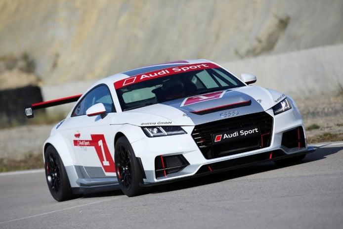 Audi Sport TT Cup, calendario 2015 de la nueva competición monomarca