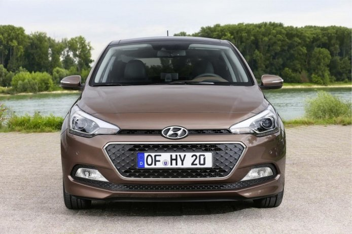 El nuevo Hyundai i20 presenta su gama de motores