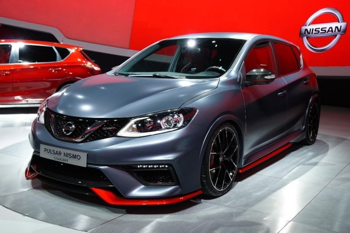 Nissan en el Salón de París 2014: su gama NISMO y prototipos IDX, en vídeos