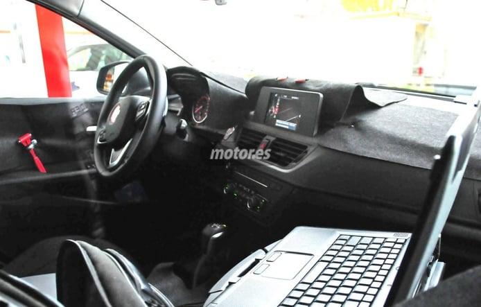 El BMW Serie 1 Sedán muestra su interior por primera vez