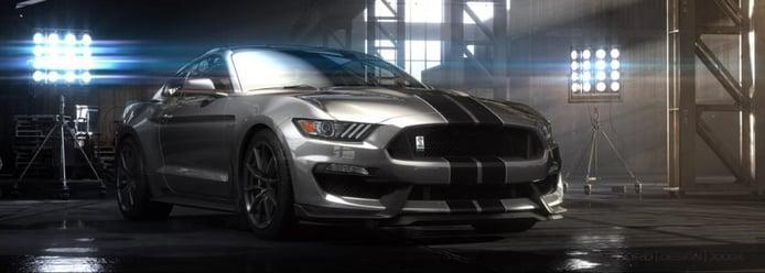 2015 Ford Mustang Shelby GT350, más de 500 CV para la evolución de una estirpe