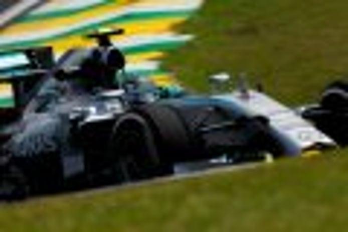 Rosberg consigue el mejor tiempo de la historia de Interlagos