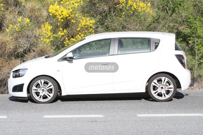 Exclusiva: Opel Corsa F 2020 y Chevrolet Aveo 2018, primeros datos.