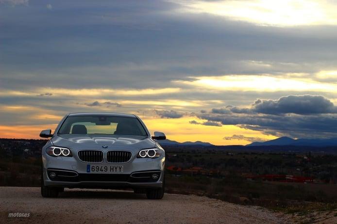 BMW Serie 5: Una historia de éxitos en seis generaciones (III)