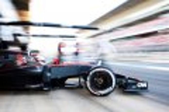 El diccionario de la Fórmula 1: Las partes de un F1 y los neumáticos
