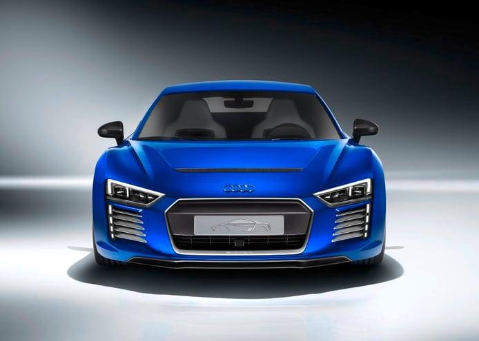 Audi R8 e-tron piloted driving concept, dos conceptos futuristas unidos en uno