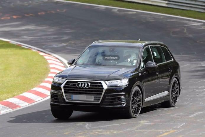 El Audi SQ7 2016 una vez más descubrimos al miembro más potente de la familia