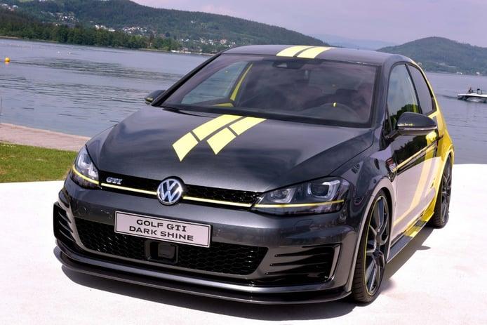 Volkswagen Golf GTI Dark Shine, 395 CV y 3.500 watios de sonido
