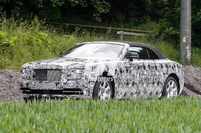 Rolls Royce Dawn 2016, un vistazo al nuevo modelo de la marca