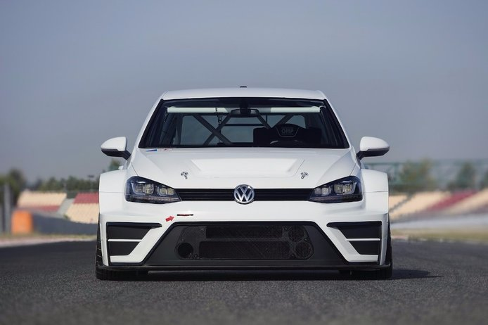 Volkswagen Golf TCR, 330 CV de Volkswagen Motorsport para los circuitos