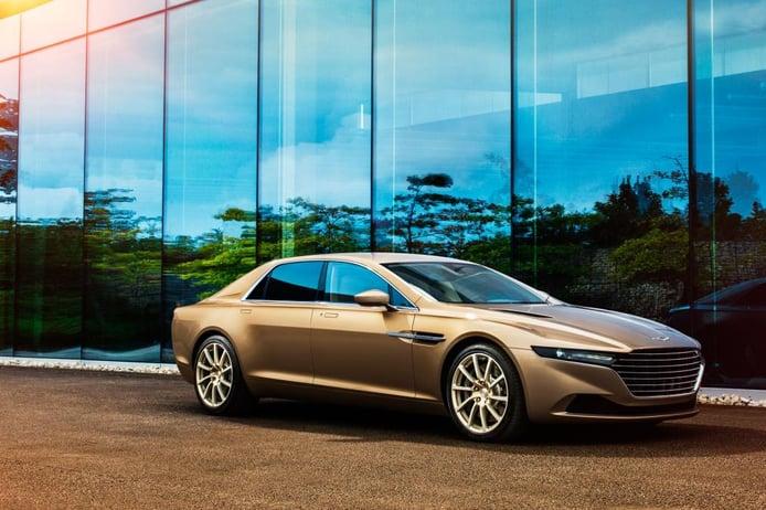 El Aston Martin Lagonda Taraf se venderá en Europa por un millon de euros
