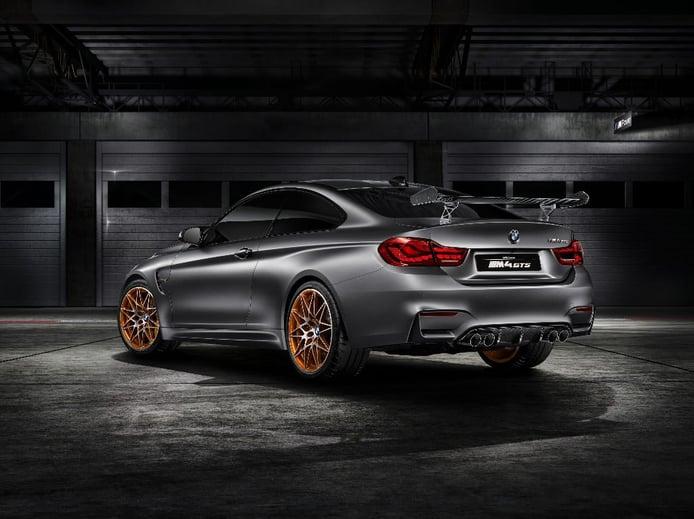 BMW Concept M4 GTS, ya es oficial