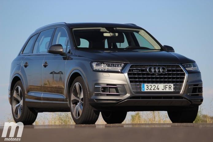 Prueba Audi Q7 3.0 TDI: Introducción, precios y versiones (I)