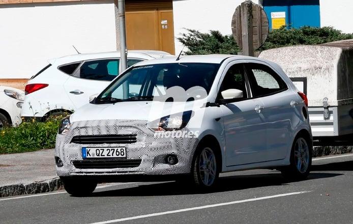 Ford Ka 2016, el urbanita se prepara para reconquistar Europa