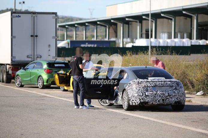 Audi TT RS 2016, descubierto junto a sus futuros rivales