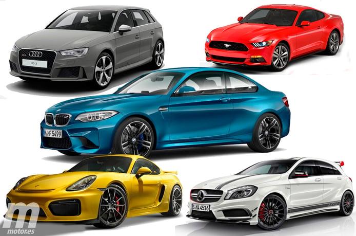 BMW M2, conoce a sus rivales