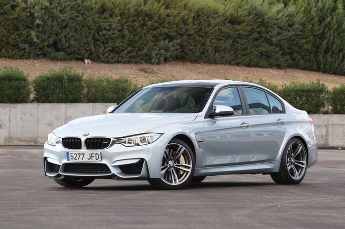 BMW M3 F80: con turbo y fibra de carbono