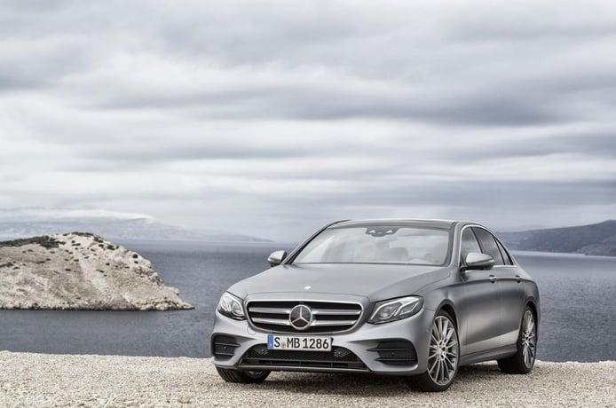 Precios del Mercedes Clase E 2016: a la venta desde 48.500 euros