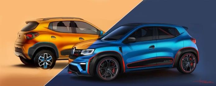 Renault KWID Racer y KWID Climber