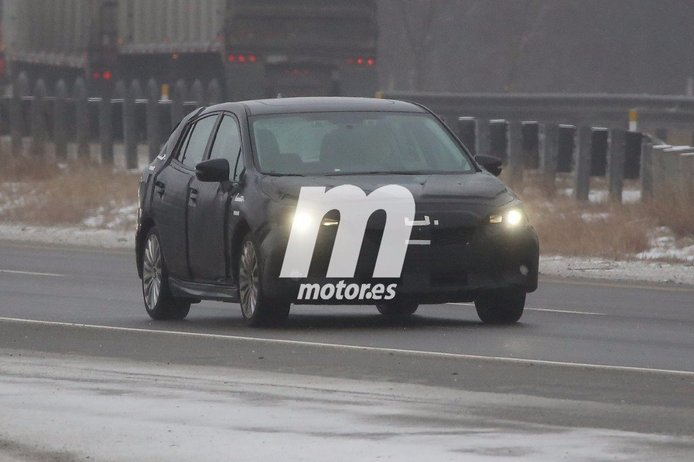 Subaru Impreza 2017 Hatchback ¡Cazado!
