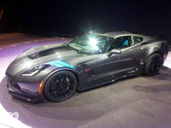 Chevrolet Corvette Grand Sport, exclusivo pero con ese toque clásico