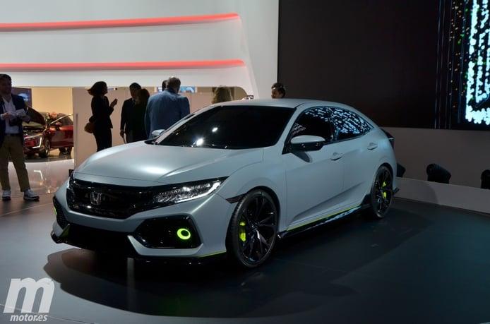 El nuevo Honda Civic de 5 puertas ya es oficial