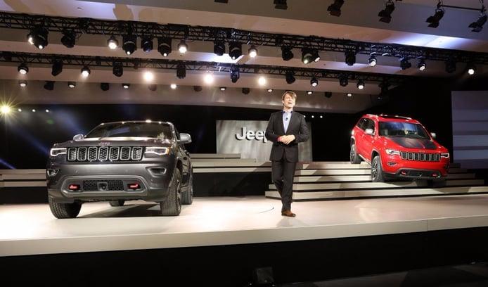 Jeep Grand Cherokee Trailhawk y Summit, bravura y elegancia repartidas