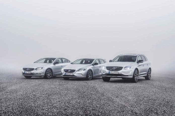 Nuevo catálogo de componentes de alto rendimiento para los Volvo V40, S60, V60 y XC60