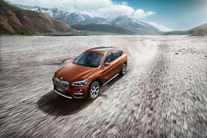 BMW X1 Long Wheelbase, 15 centímetros de más que se van a China
