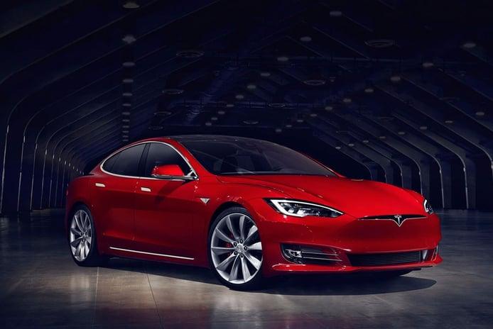 Tesla presenta de forma discreta el facelift del Model S
