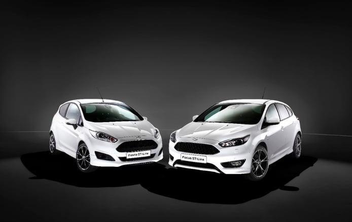 Deportividad de acceso: nueva gama ST-Line para los Ford Fiesta y Focus