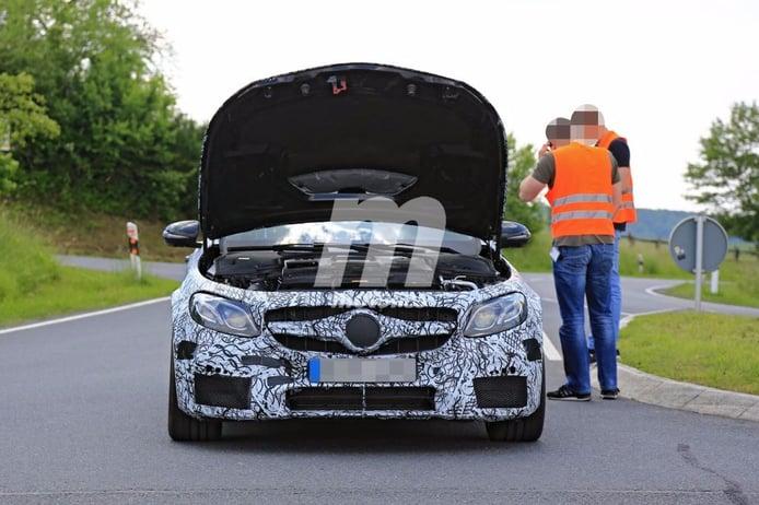 El nuevo Mercedes AMG E63 2017 nos desvela qué hay bajo su capó