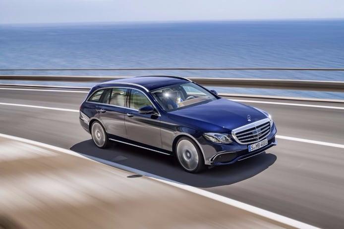 Mercedes Clase E Estate 2016, misma clase, misma tecnología, pero más espacio