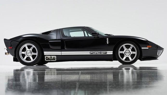 A la venta un prototipo único, el Ford GT más lento del mundo