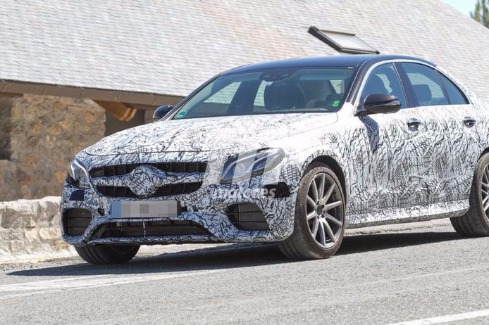 ¿Esperando al nuevo Mercedes-AMG E63 2017? Te descubrimos nuevos detalles