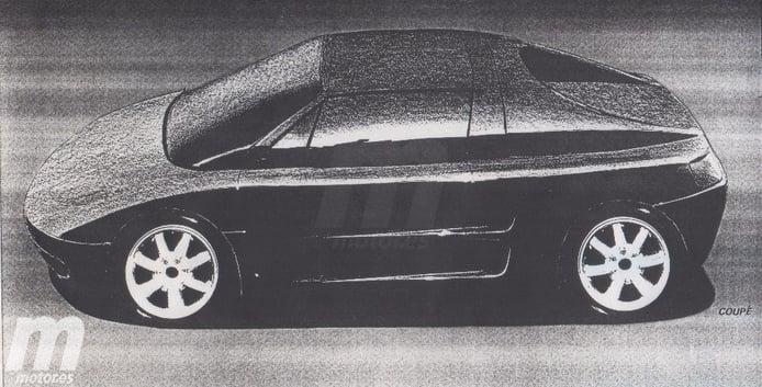 Proyecto Espresso: el último secreto de Bugatti Automobili