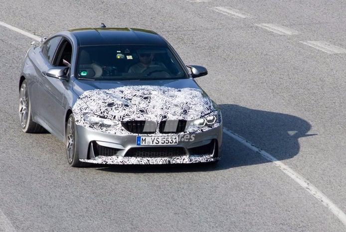BMW M4, descubrimos la actualización de la bestia en el sur de España
