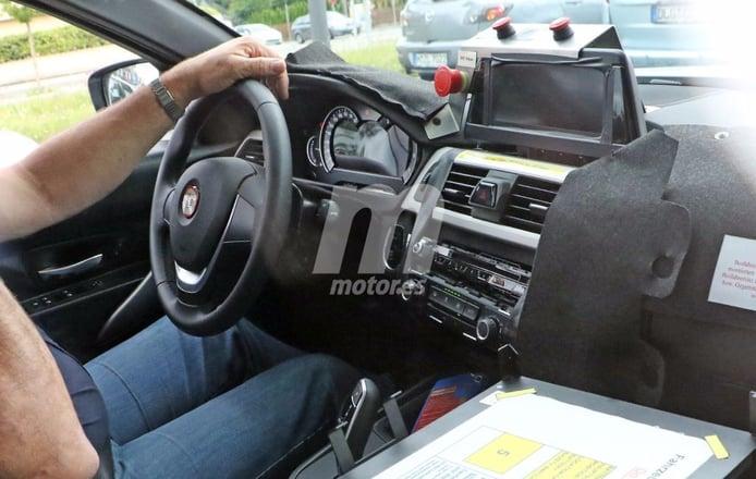 El BMW Serie 3 G20 nos muestra su interior