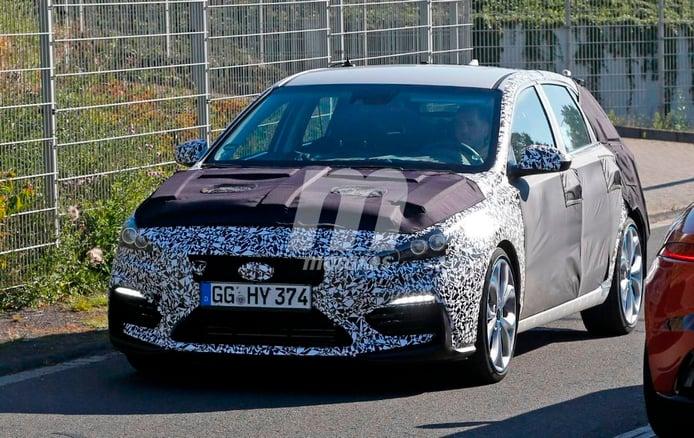 El Hyundai i30 N 2017 nos muestra nuevos detalles de su frontal