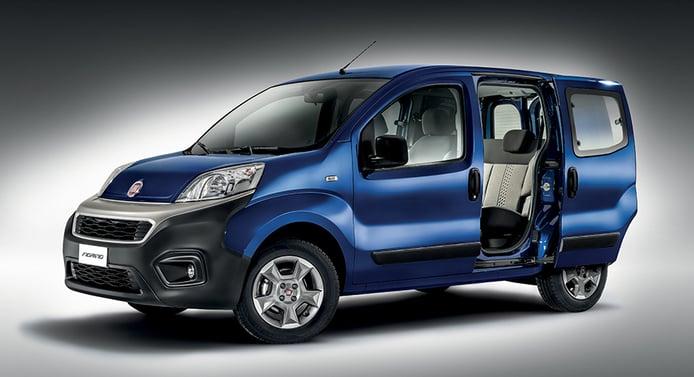 Precio del Fiat Fiorino 2016 para España, un furgón desde 10.500 €