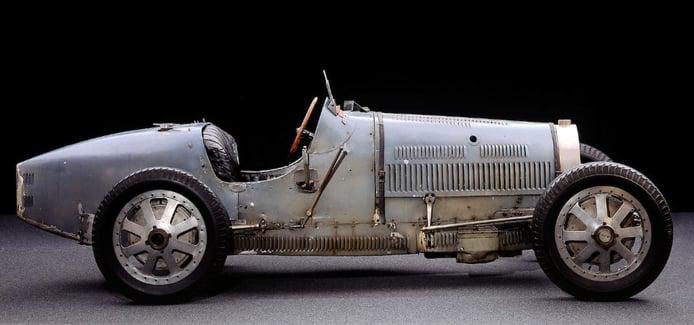 La historia del primer ganador del GP de Mónaco, el Bugatti que costó solo 12 libras