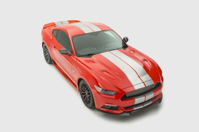 Nuevo Ford Mustang Shelby GTE 2017, todo un Shelby Mustang por menos dinero