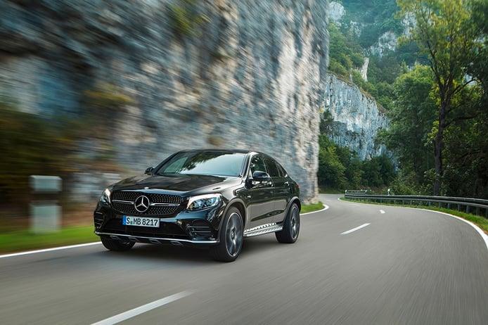 Mercedes-AMG GLC 43 4MATIC Coupé, combinando elegancia y deportividad