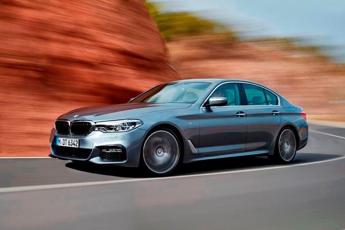 BMW Serie 5 2017: cargado de novedades tecnológicas