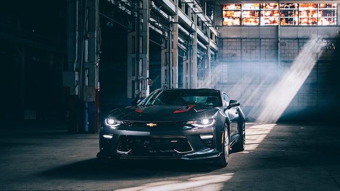 El Chevrolet Camaro celebra su 50 aniversario adelantando al Mustang en ventas