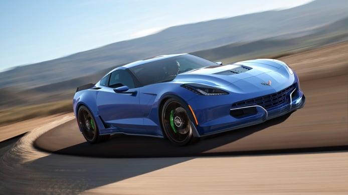 Genovation GXE: el Corvette más potente que puedes comprar es eléctrico