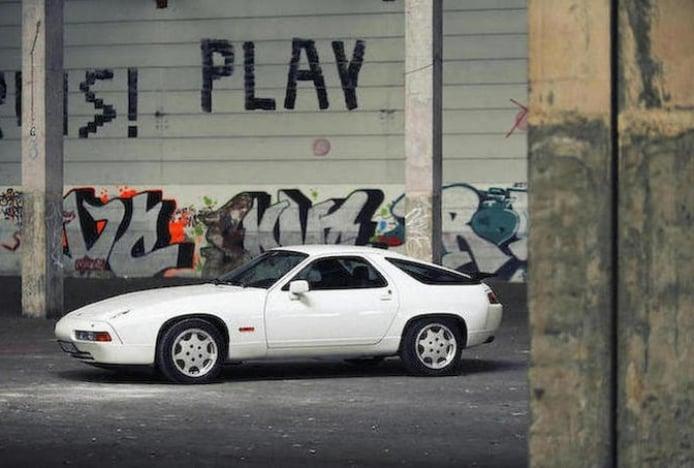 El prototipo único del Porsche 928 Club Sport de Derek Bell