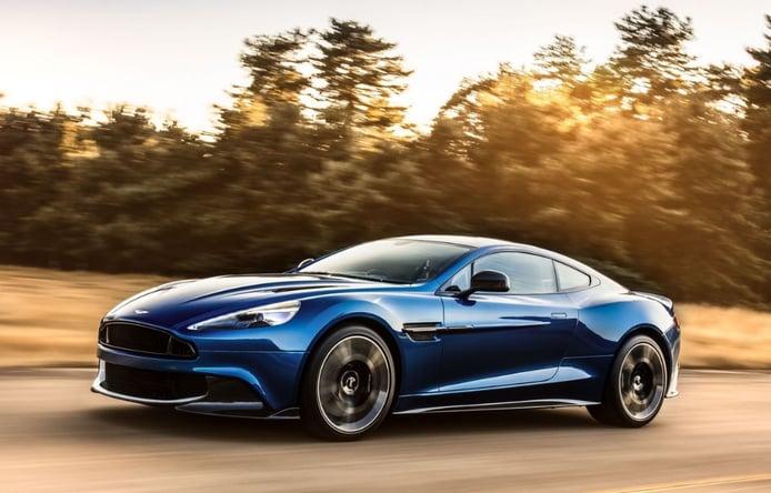 Aston Martin Vanquish S: 600 CV y mucha fibra de carbono para el Vanquish más radical
